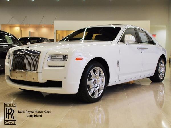 2012 Rolls Royce Ghost Rolls Royce Motor Cars Long