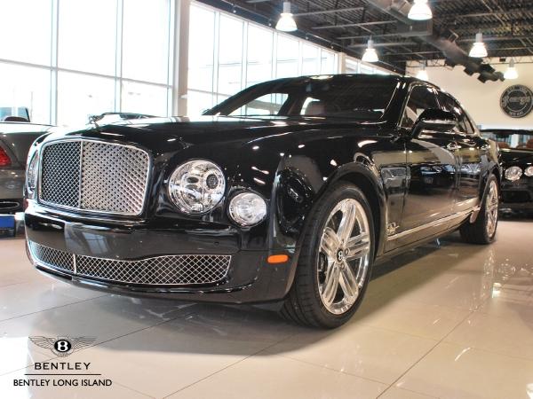 2013 Bentley Mulsanne - Rolls-Royce Motor Cars Long Island   New ...
