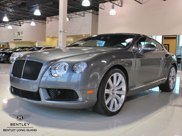 2013 Bentley Continental Gt V8 Mulliner Rolls Royce Motor Cars