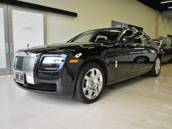 2013 Rolls-Royce Ghost EWB Extended Wheelbase