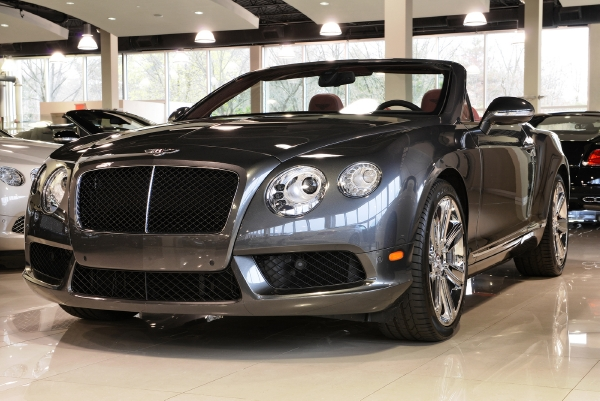 2013 Bentley Continental Gt V8 Convertible Mulliner Rolls Royce