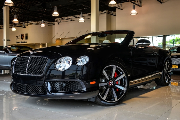 2013 Bentley Continental Gt V8 Convertible Le Mans Edition Rolls