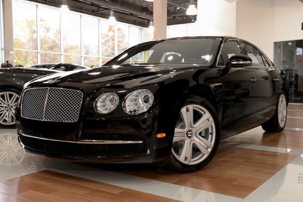 2014 Bentley Flying Spur Rolls Royce Motor Cars Long Island New